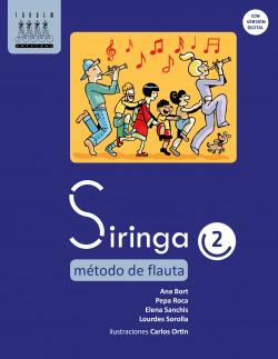 (12).SIRINGA 2.(5º-6º.PRIM) /METODO FLAUTA EN CASTELLANO