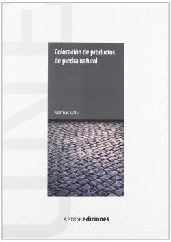 Colocación de productos de piedra natural
