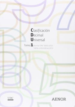 CLASIFICACIÓN DECIMAL UNIVERSAL COMPLETA