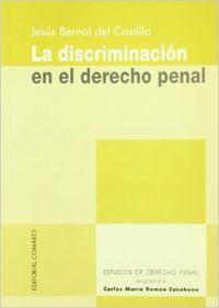 La discriminacion en derecho penal