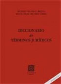 Nuevo diccionario de términos jurídicos