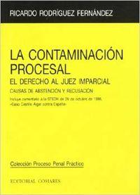 La contaminación procesal