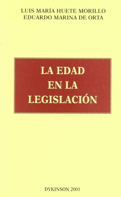 LA EDAD EN LA LEGISLACION
