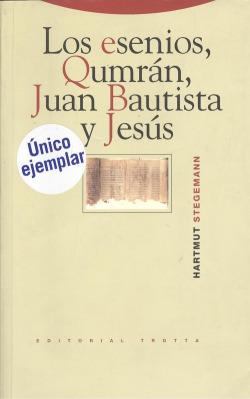 Los esenios, Qumrán, Juan Bautista y Jesús