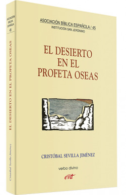 desierto en profeta Oseas.(Asociacion Biblica Española)
