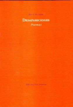 DESAPARICIONES (1970-1979)