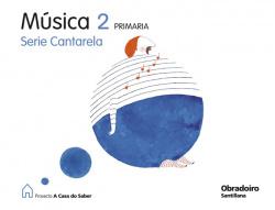 ANT/(G).(09).CANTARELA MUSICA 2O.PRIM.*EN GALEGO*