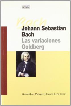 JOHAN SEBASTIAN BACH LAS VARIACIONES GOL