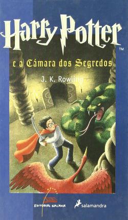Harry Potter e a Cámara dos Segredos