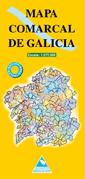 Mapa comarcal de Galicia