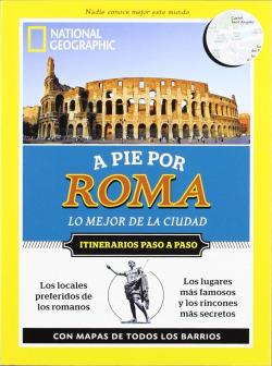 A pie por Roma