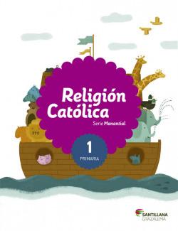 (AND).(15).RELIGION CATOLICA 1ºPRIM.(SABER HACER)