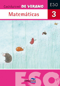 Cuaderno de verano. Matemáticas 3º ESO