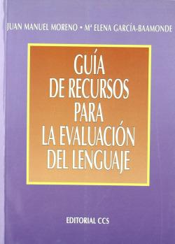 Guia de recursos para la evaluacion del lenguaje