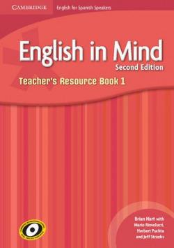 (TCHS).(10).ENGLISH IN MIND 1.(TEACHER RESOURCE) ESPAÑOLA