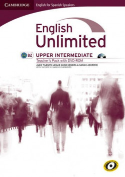 (TCH).ENGLISH UNLIMITED UPPER-INTERMEDIATE TEACHERS PACK