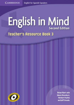 (TCHS).(11).ENGLISH IN MIND 3.(+AUDIO CD)