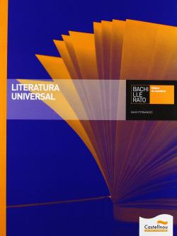 LITERATURA UNIVERSAL.1º.BACH.(+CD)