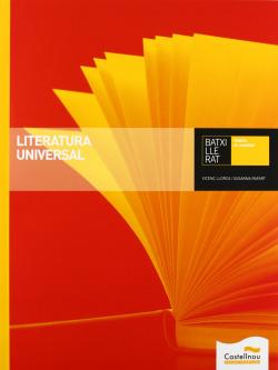 (VAL).LITERATURA UNIVERSAL(+CD) 2ON BTX.