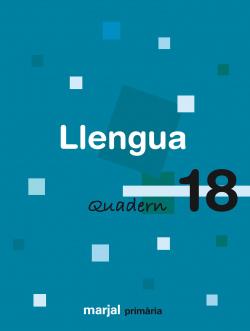 ANT/(VAL).(09).QUADERN LLENGUA 18 (6E.PRIM) EN RUTA/MARJAL