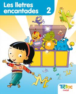 (VAL).(10).LLETRES ENCANTADES 2 (TIC-TAC) 5 ANYS /MARJAL