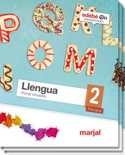 (VAL).(15).LLENGUA 2N.PRIM.(TALENTIA) /MARJAL *TRIMESTRAL*