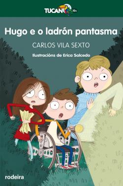 HUGO E O LADRON PANTASMA
