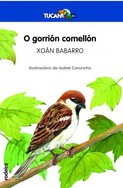 O GORRIÓN COMELLÓN