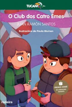 O Club dos Catro Emes (Premio EDEBÉ de Literatura Infantil 2021)