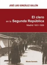 El Clero en la Segunda República