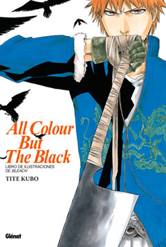 Libro de ilustraciones de bleach
