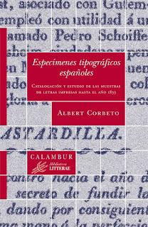 Especimenes tipograficos españoles