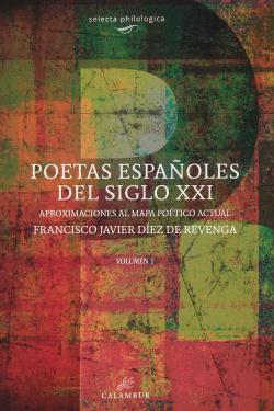 Poetas españoles del siglo XXI