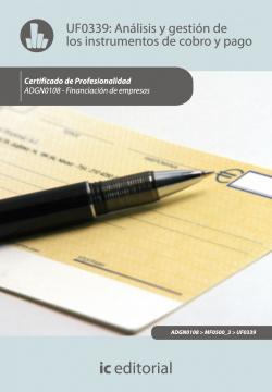 Analisis gestion instrumentos cobro y pago