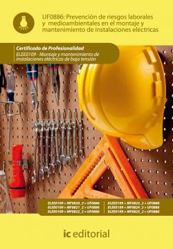 Prevención de riesgos laborales y medioambientales montaje