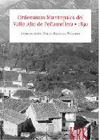Ordenanzas municipales valle alto de peñamellera (1892)