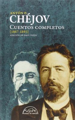 Cuentos completos Chejov 3 1887-1893