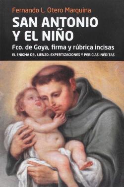 San Antonio el niño: el enigma del lienzo