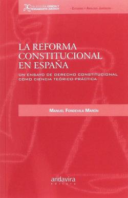 La reforma constitucional en España