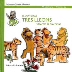 El conte dels tres lleons
