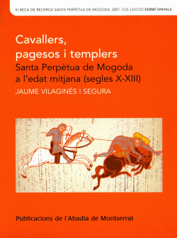 Cavallers, pagesos i templers