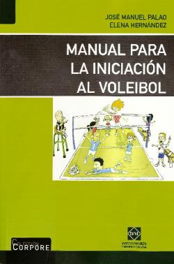 Manual iniciación al voleibol