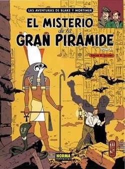 Blake&mortimer 1 misterio g. piramide 1