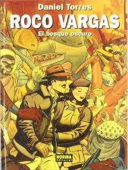 Roco Vargas: Bosque Oscuro