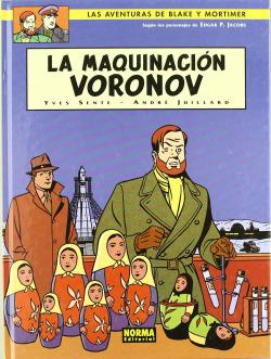 Blake Mortimer, 14 Maquinacion Voronov
