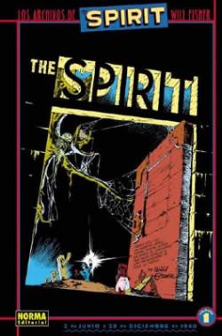 Los archivos de the spirit 1