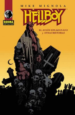 Hellboy, 3 rústica Ataúd Encadenado