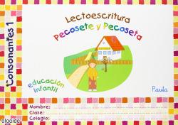 ANT/LECTOESCRITURA 1.PAUTA PECOSETE.CONSONANTES