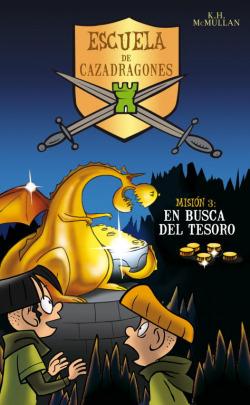 En busca del tesoro (Cazadragones 3) (nueva cubierta)