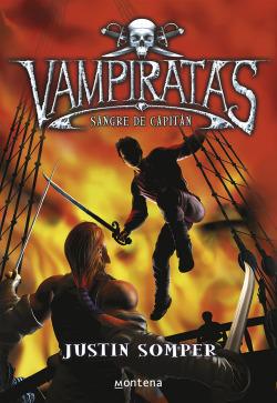 Sangre de capitán(Vampiratas 3)